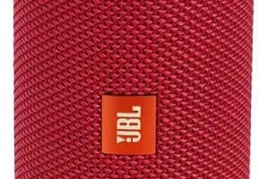 Altavoz portatil JBL Flip 4 color rojo
