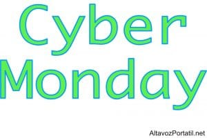 Cyber Monday AltavozPortatil.net